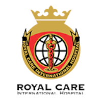 Royal Care International Hospial Logo